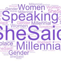 Women achieving their potential in the workplace